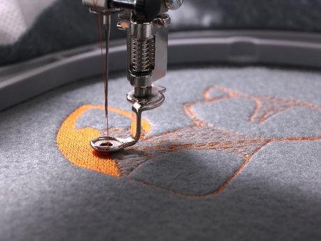 SE440  & PE770 Embroidery Class