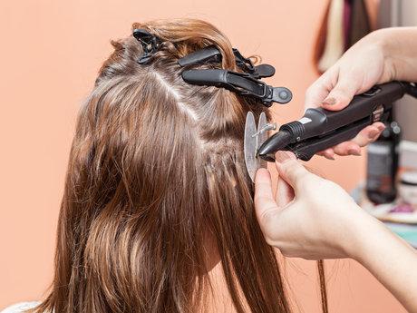 Hair cuts. Cosmetology
