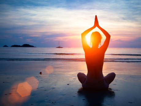 One hour of yoga basics!