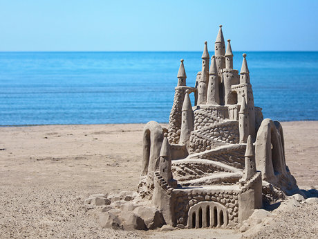 Build an awesome Sandcastle!