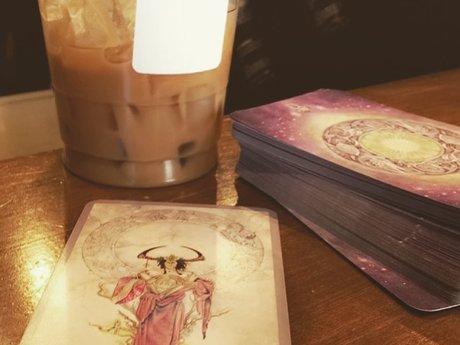 Virtual 3-Card Tarot Reading