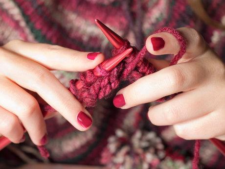 Beginner Knitting Help