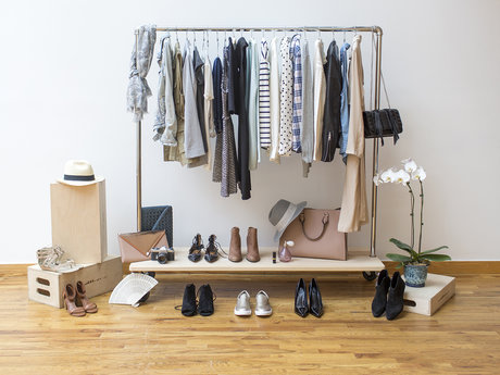 Build your wardrobe capsule