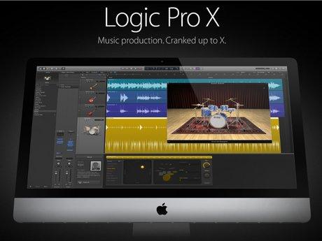 Logic Pro X Help
