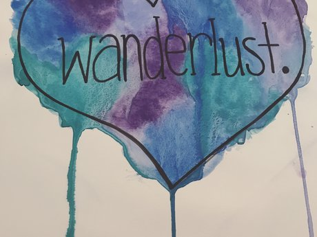 Wanderlust Watercolor