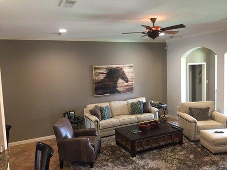 Paint one Bedroom