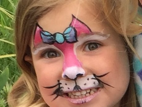 Face Painting for Children's Party