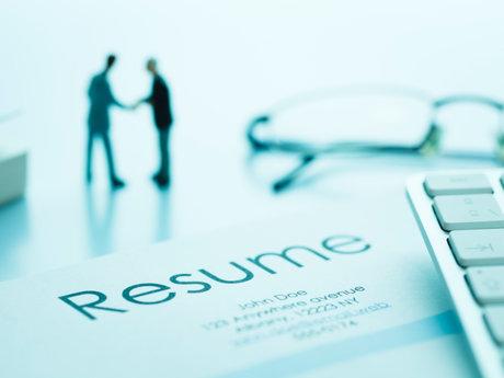 Resume Edit & Redesign