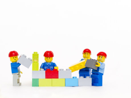 Custom Suprise Lego Minifigure.