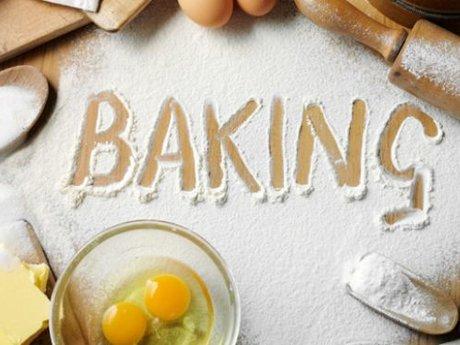 Baking, including gluten free goods