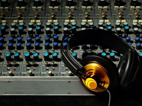 Music and audio mastering