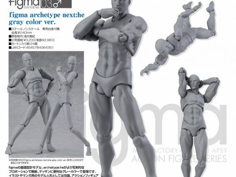 Figma Poses for Artist