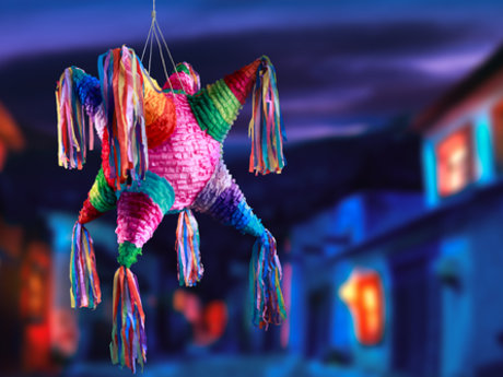 Custom Made Paper Mâché Piñatas