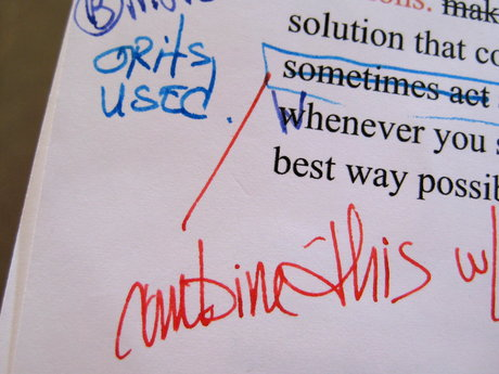 Proofread an essay, paper, article