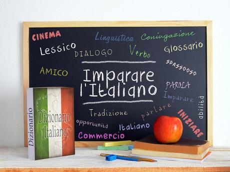 45 min Italian conversation!