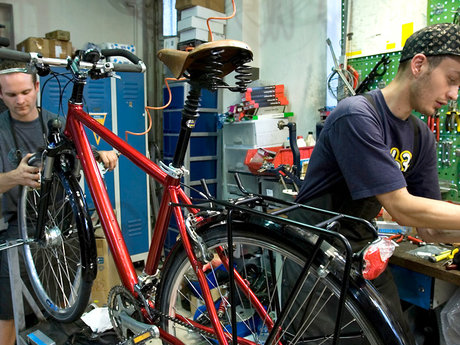 Bike Repair and Tune-Up Services