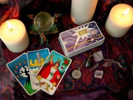 30 Minute Tarot Session