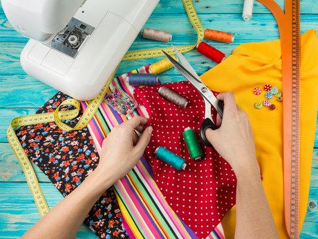 I sew stuff-thick,thin,big or small