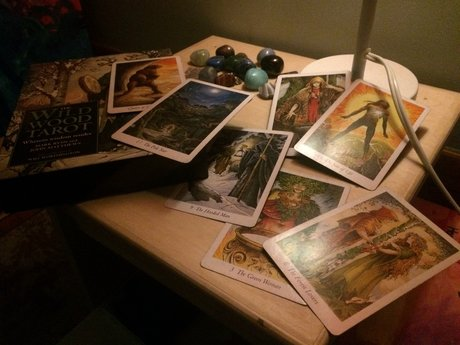Free-Form Tarot Reading