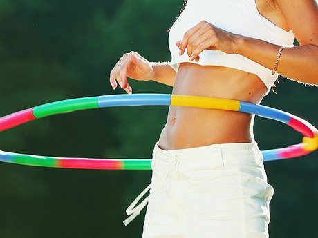 Private Hula Hoop Lessons