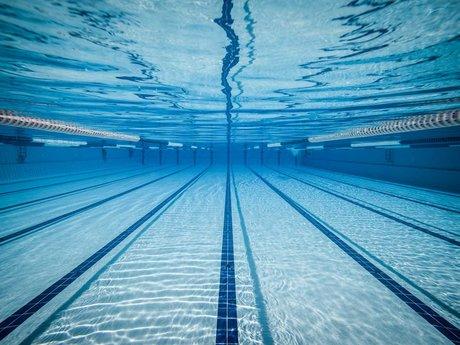 Inground pool repair