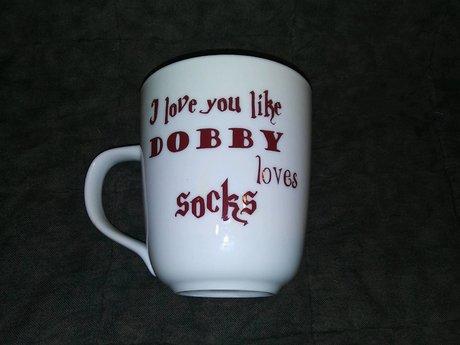 Dobby Love Mug