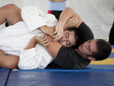 1 Hour Brazilian Jiu-Jitsu Lesson