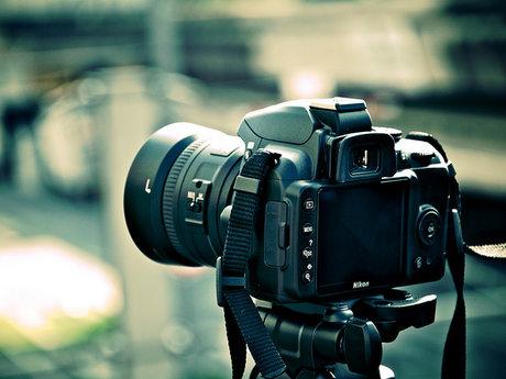 Will teach photography