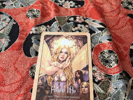 1-3 Tarot card reading
