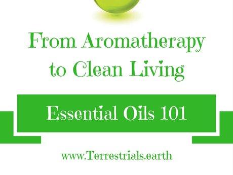 Essential Oils 101 lesson