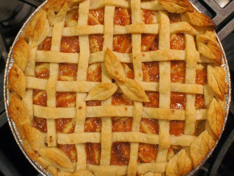 Vegan pie!