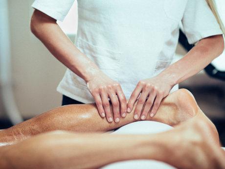 Orthopedic massage therapy