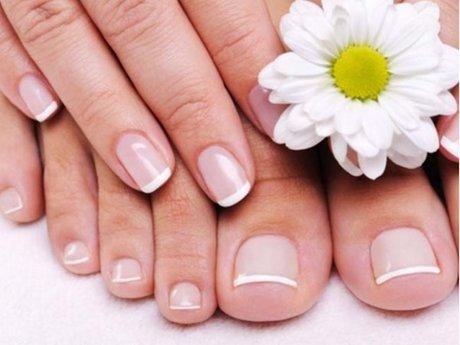 Manicure!