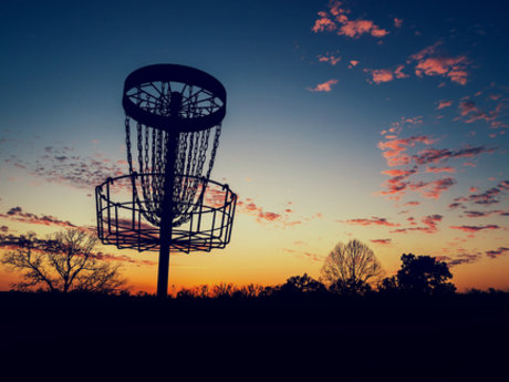 Private disc golf lessons