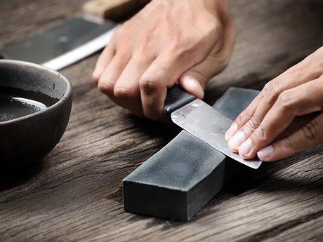 Knife repair/sharpening