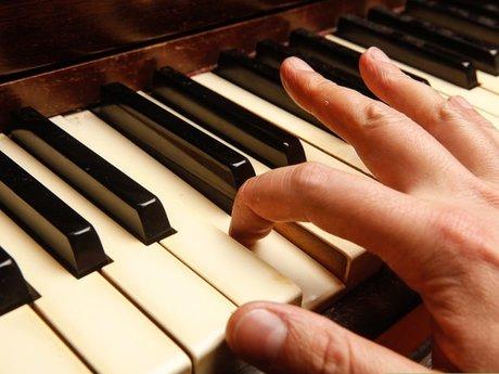 Piano leason