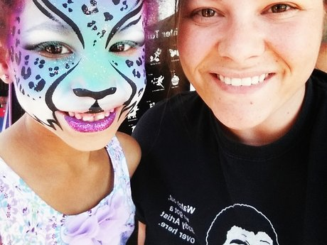 Face Painting for Special Events