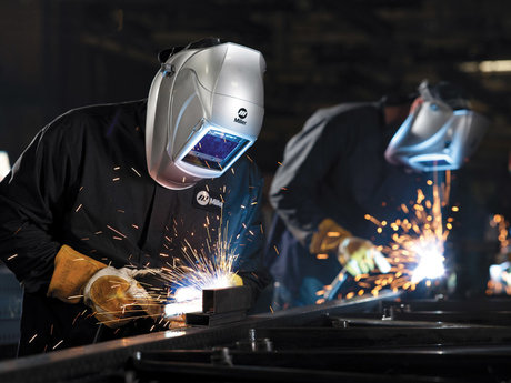 Welding lessons