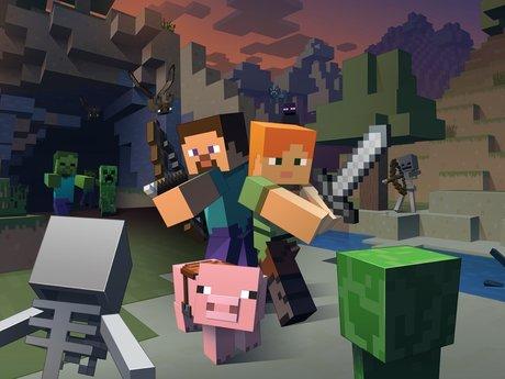 Minecraft buddy