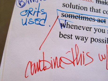 Write. Edit. Planning.