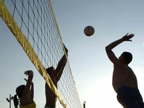 Volleyball Feedback