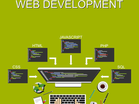 Web development lessons