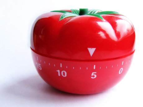 Increase productivity with Pomodoro