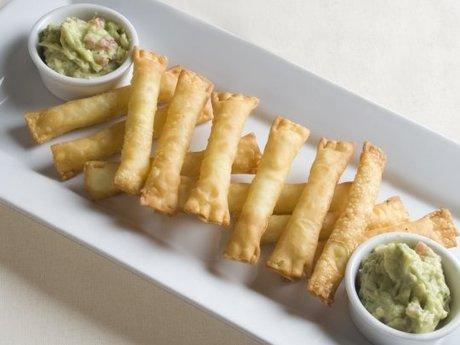 Peruvian Tequeños Recipe