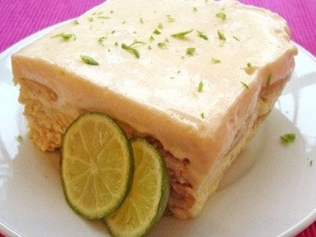 LimeDelight Recipe/Delicia de Limón