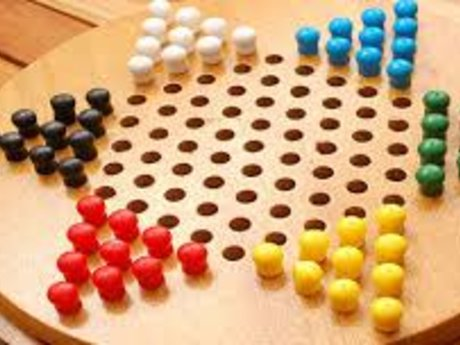 Chinese Checkers Player