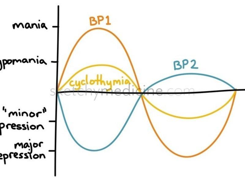 bipolar type i ii essay