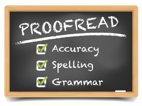 Virtual Proofreader