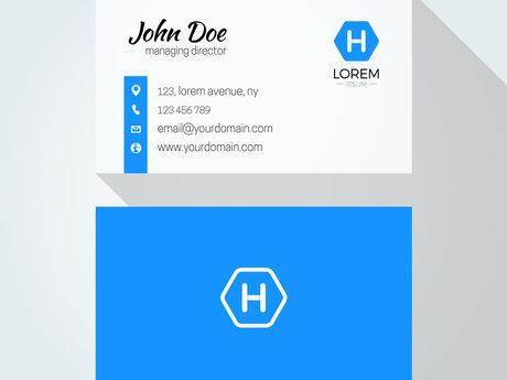 Business Card Creation