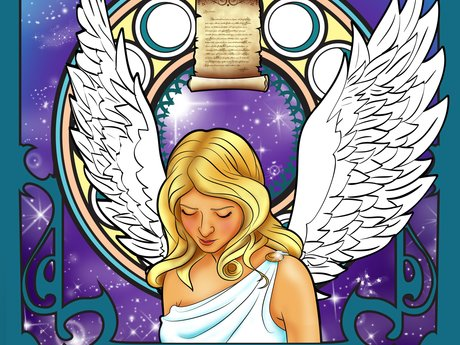 Harmonic Archangel Oracle Reading